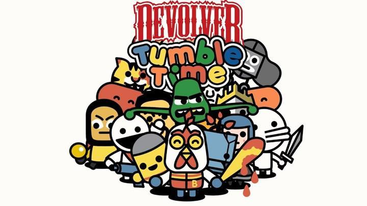 Devolver Tumble Time, mobil cihazlar için duyuruldu