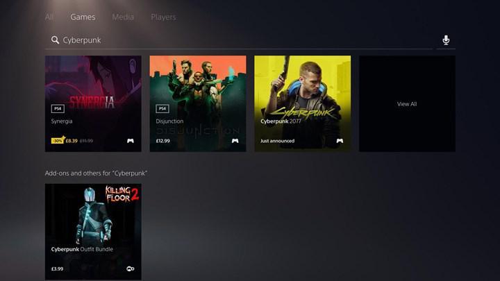 Cyberpunk 2077, PlayStation Mağazası'na dönüyor
