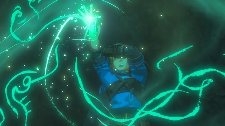 The Legend of Zelda: Breath of the Wild 2'den fragman