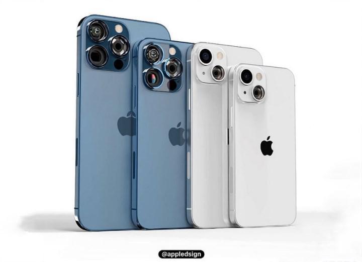 iPhone 13'ün şeffaf lensli görselleri yayınlandı
