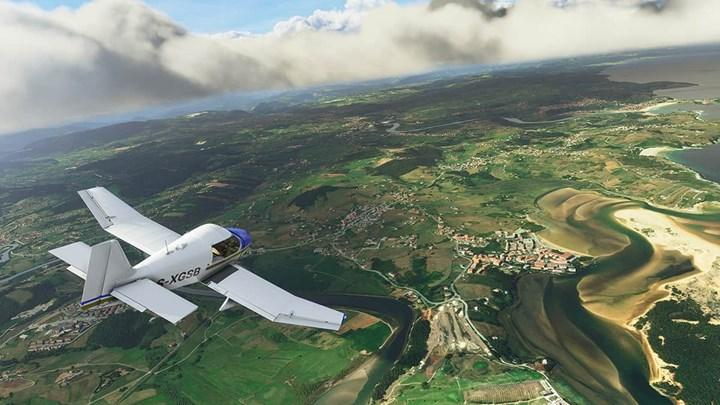 Flight Simulator konsolda 30FPS olacak