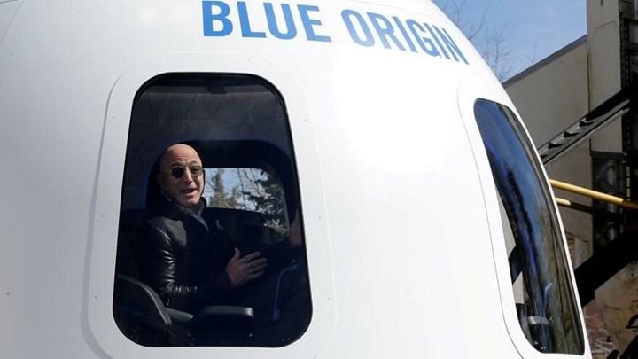 Jeff Bezos'un Dünya'ya dönmemesi için imza kampanyası başlatıldı