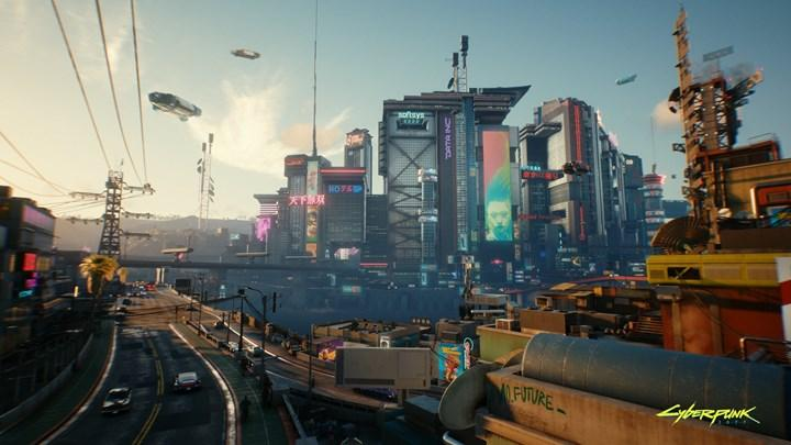 Cyberpunk 2077'in 1.23 yaması yayınlandı