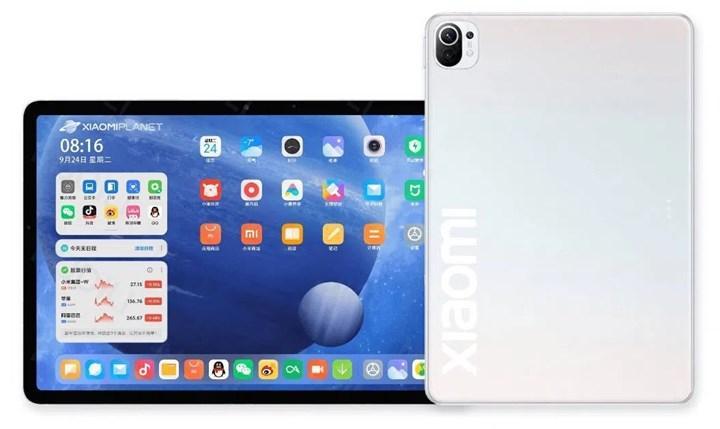 Xiaomi Mi Pad 5 piyasaya sürülmeye hazır