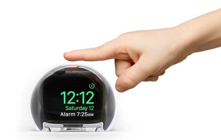 NightWatch, Apple Watch'u başucu saatine dönüştürüyor