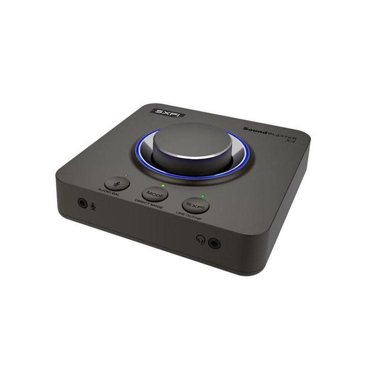 Creative Sound Blaster X4 ses kartı duyuruldu