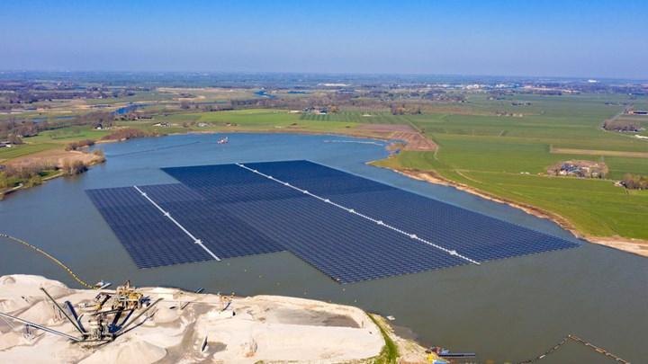 Yüzen güneş enerjisi santralleri