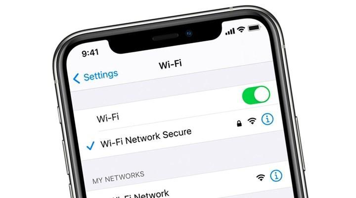 iPhone'larda Wi-Fi bağlantısını devre dışı bırakan hata bulundu