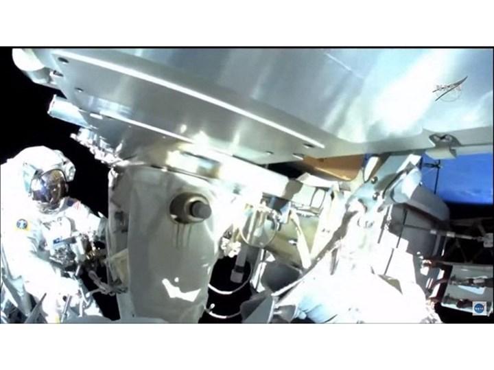 Astronotların uzay yürüyüşü