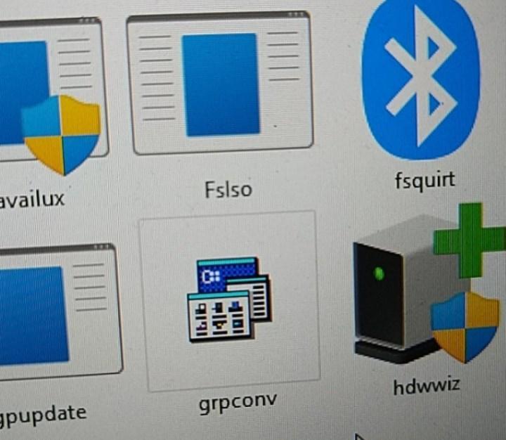 Windows 11'de 30 yıllık Windows 3.1 öğeleri bulundu