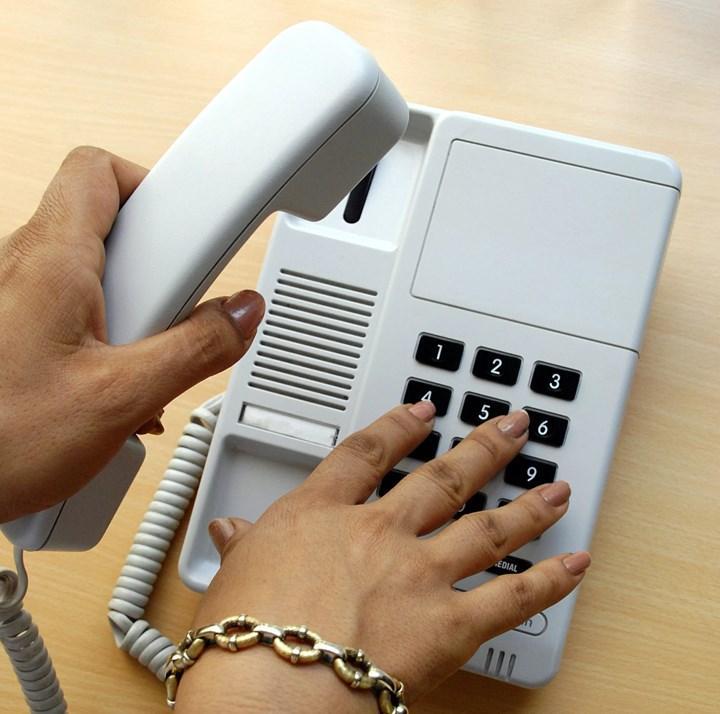 Sabit telefona sahip olanların oranı yüzde 9'a düştü
