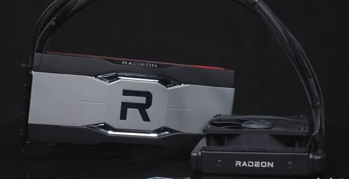 Radeon RX 6900 XT Liquid Cooled şaşırtan bir fiyata sahip