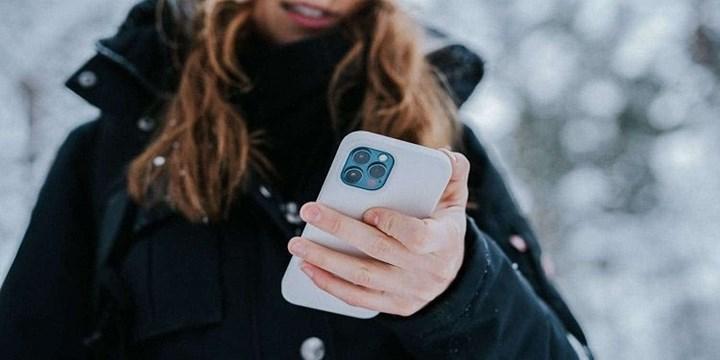 iPhone modelleri geri dönüştürülebilir malzemelerden yapılacak