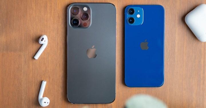 Apple, düşük talep nedeniyle iPhone 12 mini üretimini sonlandırdı