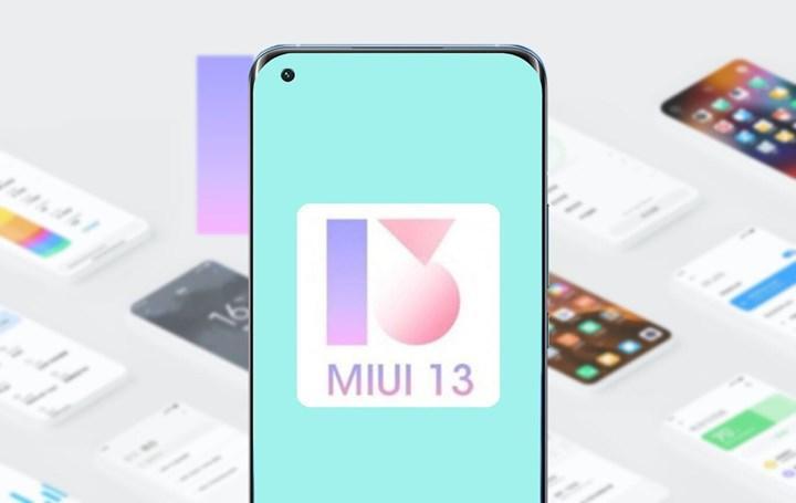 MIUI 13 güncellemesi alacak akıllı telefonlar