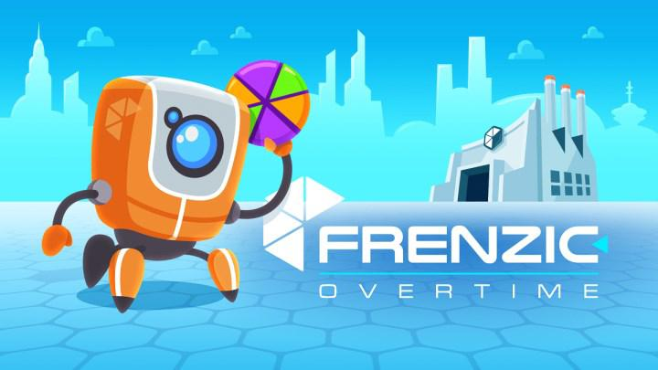Frenzic: Overtime, Apple Arcade için çıkışını yaptı