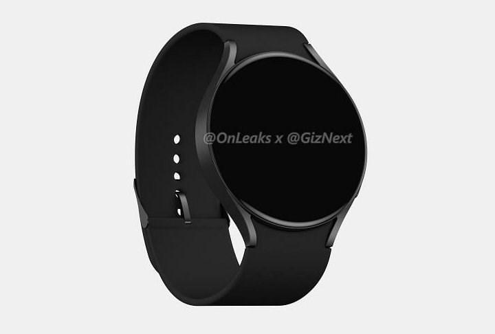Samsung Galaxy Watch Active 4'ün tasarımı sızdırıldı