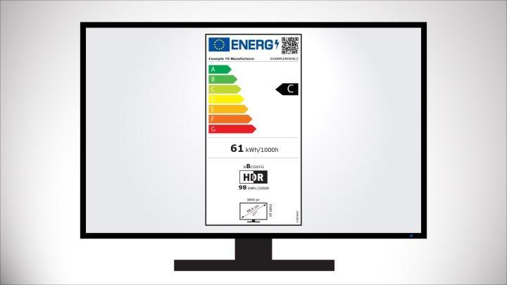 Yeni enerji etiketleri ve anlamları