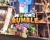 Worms Rumble (Konsol, PC) - 23 Haziran'da eklenecek