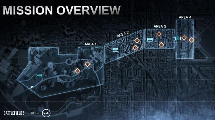 Battlefield 2042'de Battlefield Hub isimli bir mod olacak