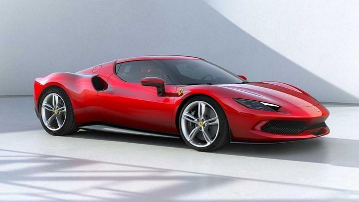 830 beygirlik Ferrari 296 GTB tanıtıldı