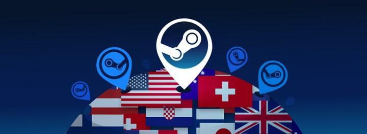 Steam, kullanıcıların farklı bölgelerden ucuz oyun almasını daha da zorlaştırıyor