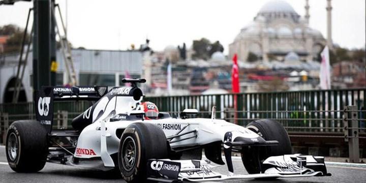 F1 İstanbul Ekim ayında