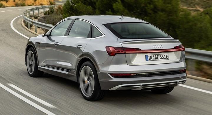 Elektrikli Audi E-tron modellerine menzil dopingi yolda!