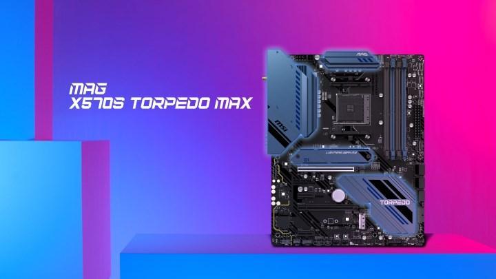 MSI, MAG X570S serisi anakartları duyuruldu