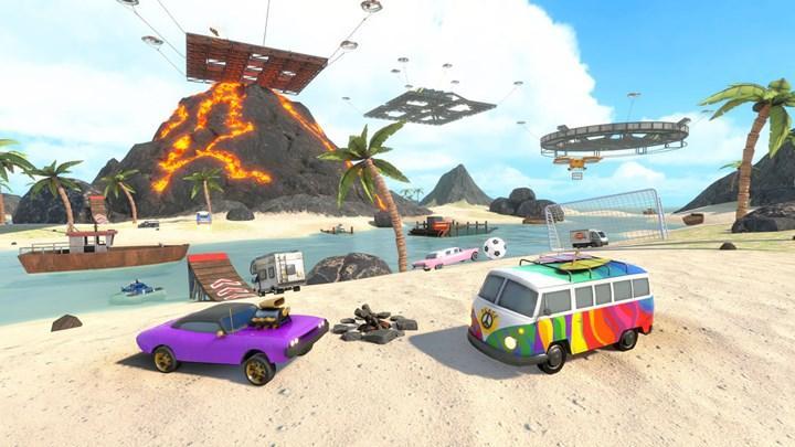 Crash Drive 3, iOS ve Android için duyuruldu