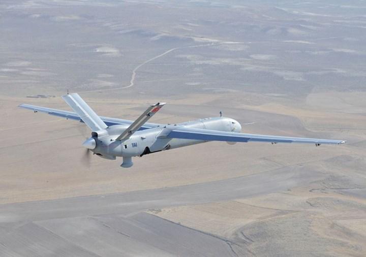 Anka-S ve Aksungur İHA'lar yerli uydu terminalleriyle uçuyor