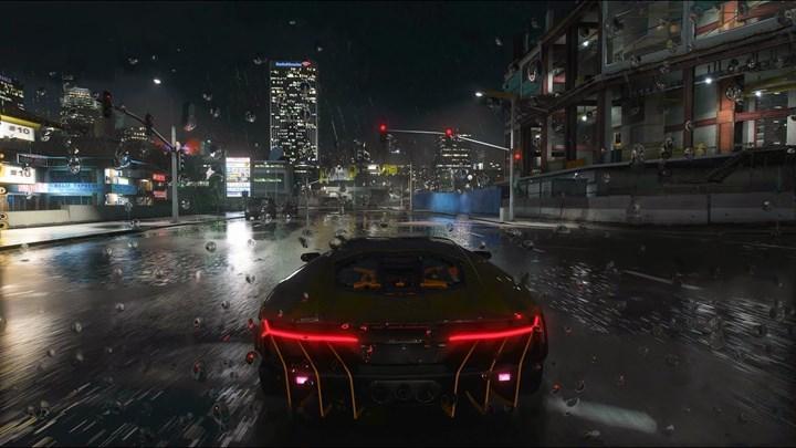 GTA 5'in ışın izleme modu yeni nesil sürümü için ışık tutuyor
