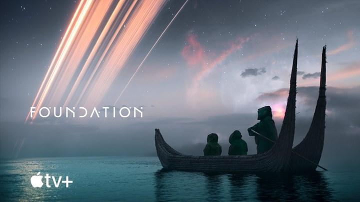 Foundation'ın yayın tarihi açıklandı