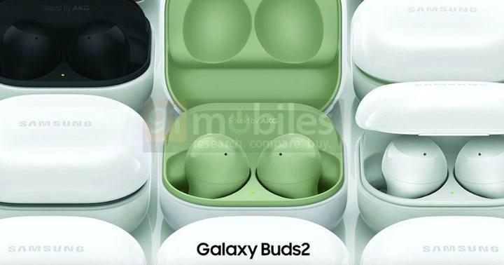 Samsung Galaxy Buds 2 ortaya çıktı