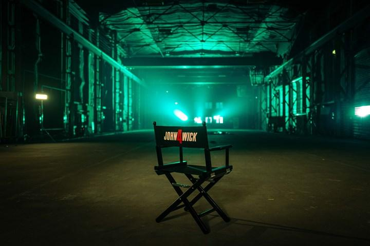 John Wick 4'ün çekimleri başladı
