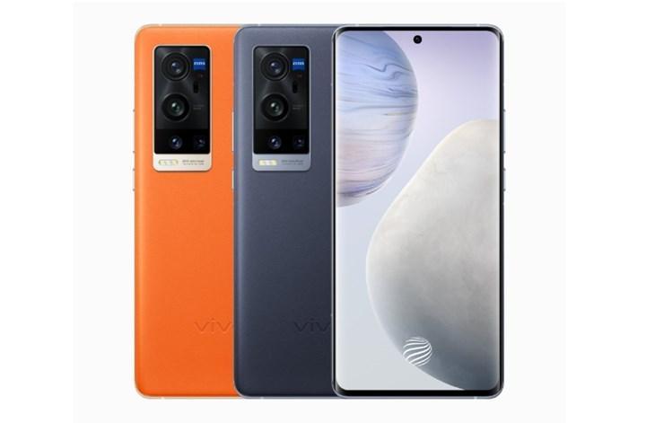 Vivo X60t Pro+ ekranı