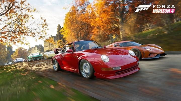 Forza Horizon 4'e yeni araçlar ve özellikler gelmeyecek