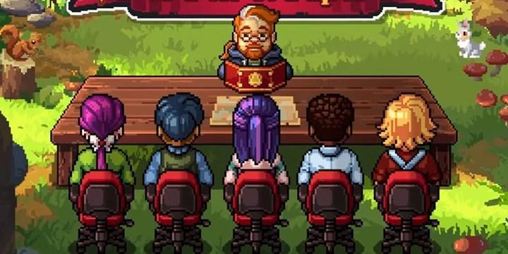 D&D tarzı severlere Knights of Pen and Paper 3 sürpriz bir şekilde Android için yayınlandı