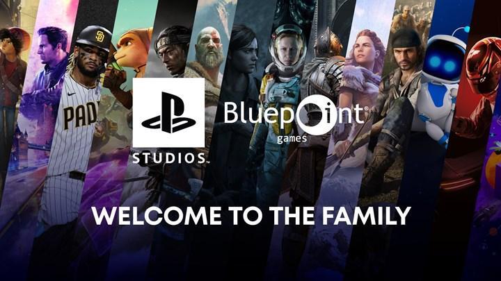 Sony, Bluepoint Games'i satın alıyor