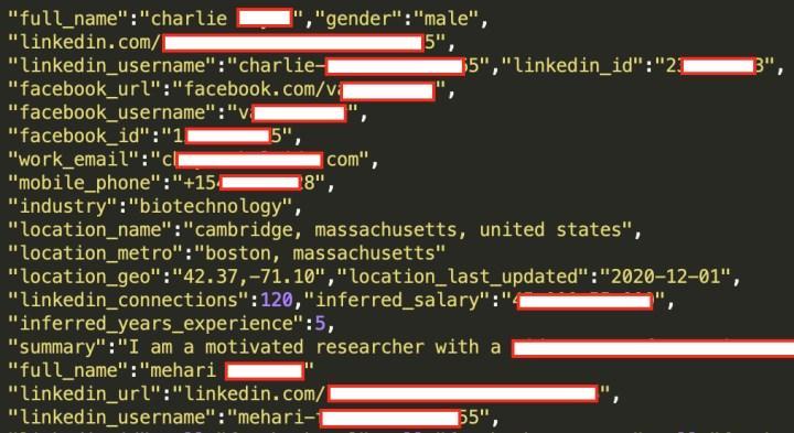 700 milyon LinkedIn kullanıcısının verileri internete sızdırıldı