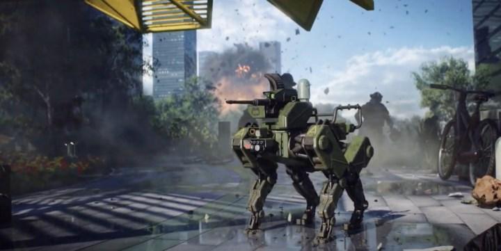 Battlefield 2042'de Nvidia DLSS ve Nvidia Reflex desteği olacak