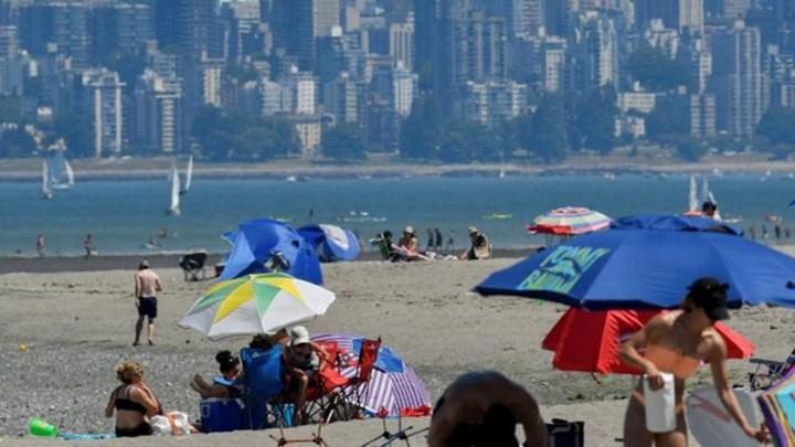 Kanada'daki aşırı sıcaklar ölümlere sebep oldu