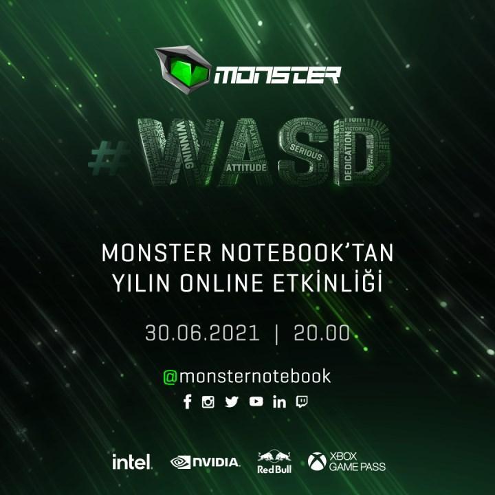 Monster #WASD canlı yayın izle
