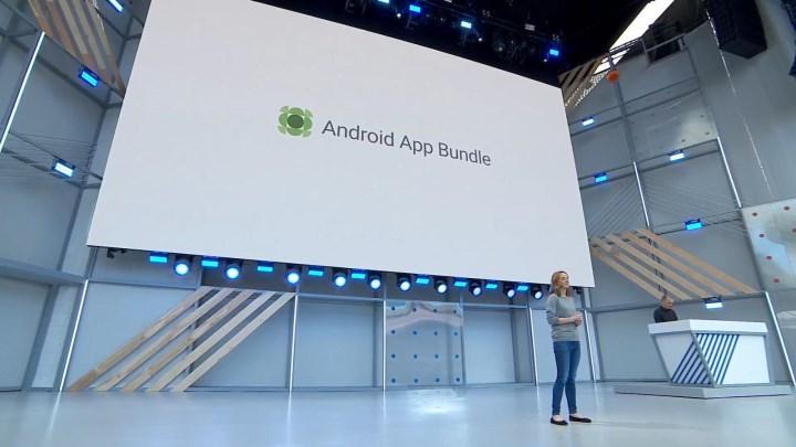 Android uygulamalarının dosya formatı APK yerine AAB oluyor