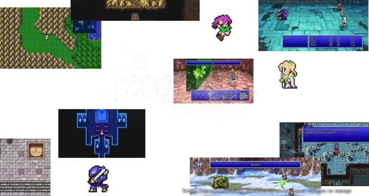 Final Fantasy Pixel Remaster çıkış tarihi açıklandı
