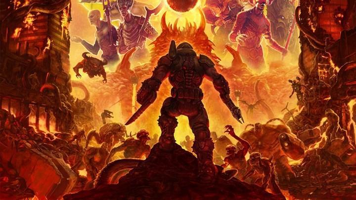 Doom Eternal'ın yeni nesil güncellemesi yayınlandı
