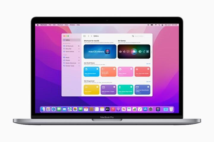 Apple'ın macOS Monterey açık beta sürümü yayınlandı