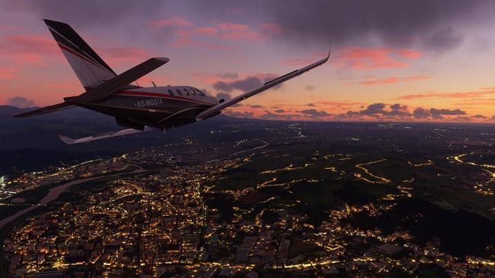 Microsoft Flight Simulator'ın performansı ikiye katlandı