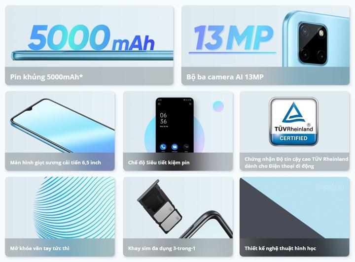Realme C21Y tanıtıldı: İşte özellikleri ve fiyatı