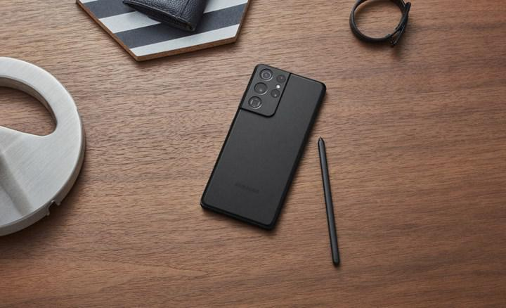 2021'in En İyi Akıllı Telefonu: Samsung Galaxy S21 Ultra 5G